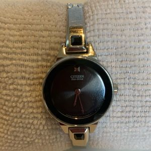 Women's Citizen eco-Drive Watch, Stainless Band